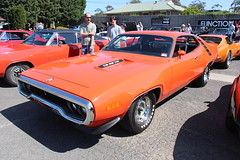 1972 Plymouth Roadrunner 383 Coupe