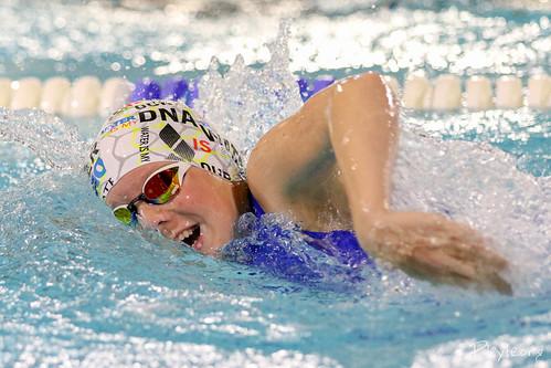 Zeeuwse Winter Zwem Kampioenschappen 2018 - dag 1<br/>98 foto's