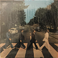THE BEATLES:ABBEY ROAD(JACKET A)