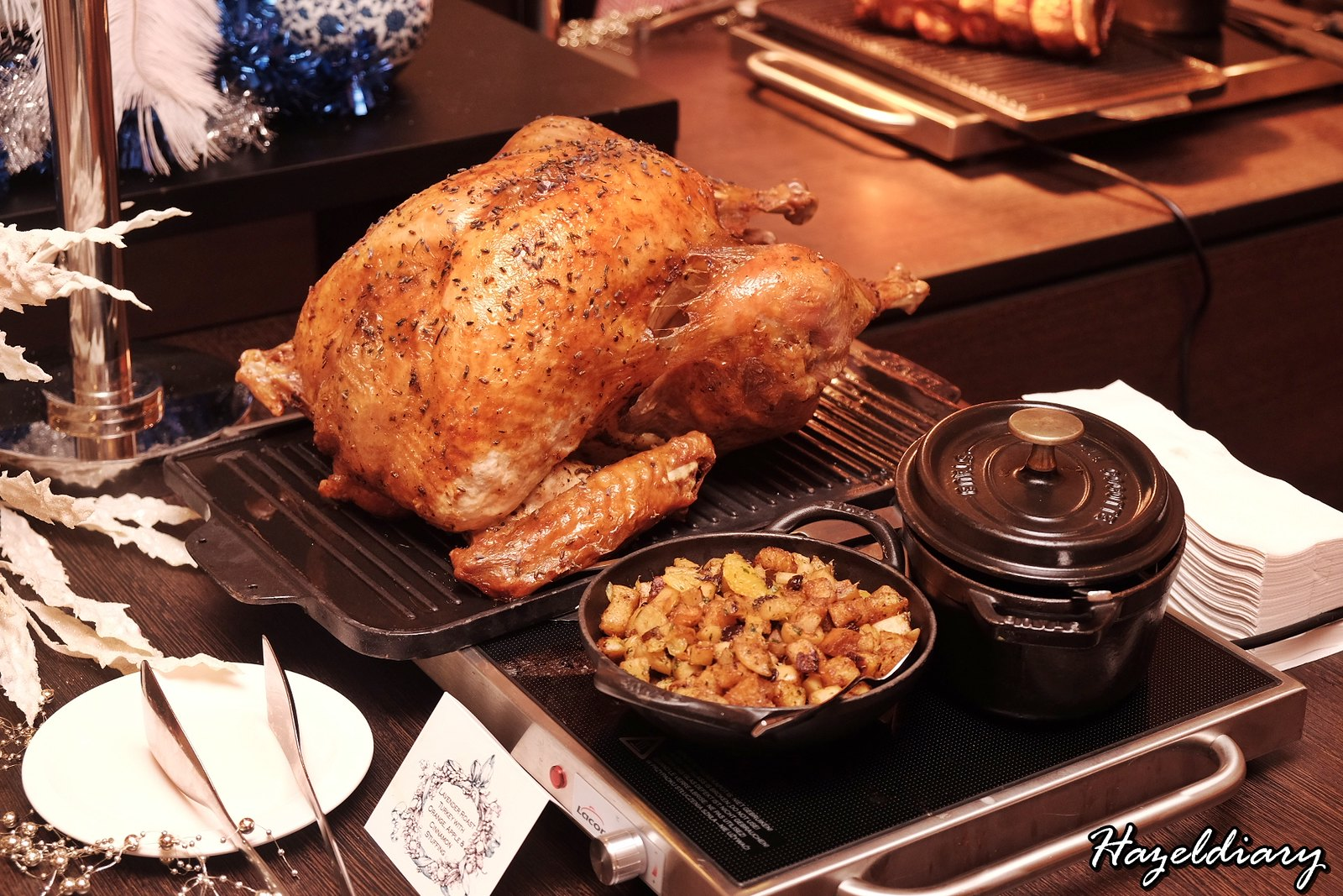 Singapore Marriott Tang Hotel-Christmas 2018-Buffet-1