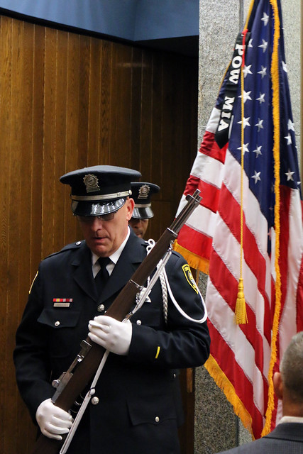 2018 Cook County Employee Veterans Recognition