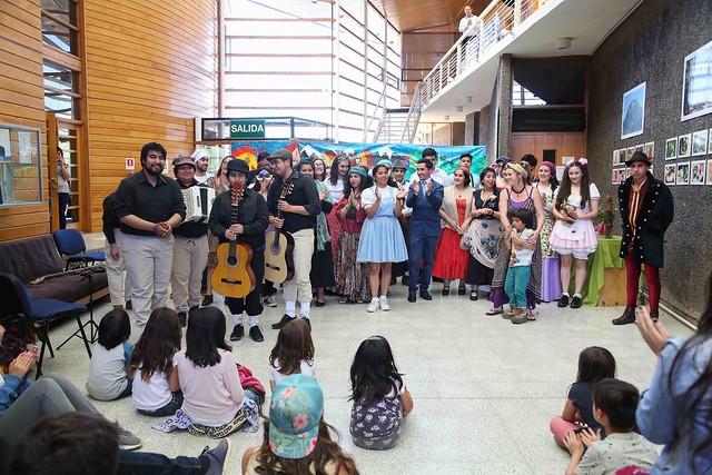 "Teatro Musical ""El Flautista de Hamelin"""