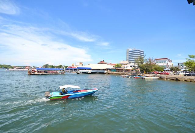 kota kinabalu brunei itinerary labuan ferry terminal