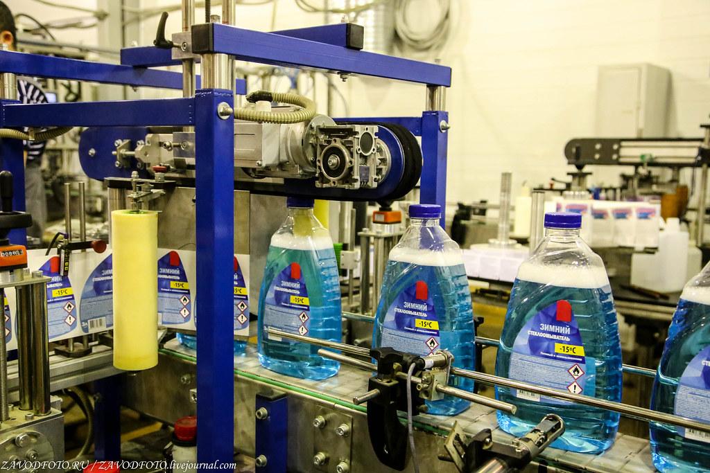 Где делают отличные стеклоомывательные жидкости для машин