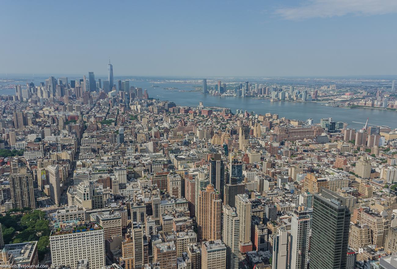 Нью-Йорк_Empire State Building-65