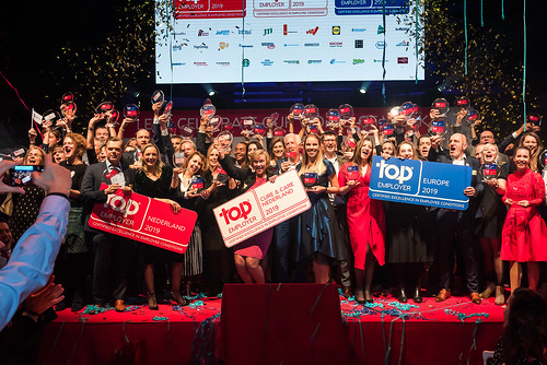Top Employers Nederland Certification Dinner 2019