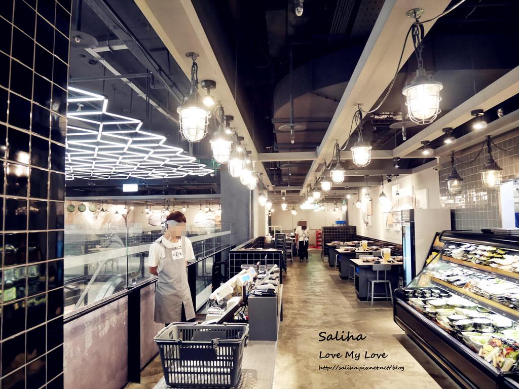 台北中山站祥富水產沙茶火鍋超市 (5)