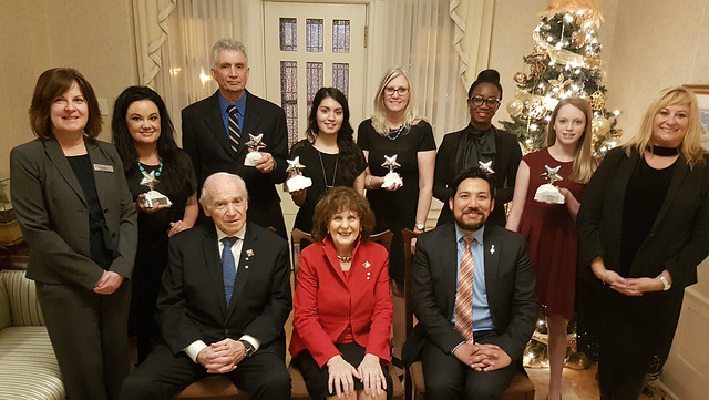 Volunteers honoured with Stars of Alberta awards
