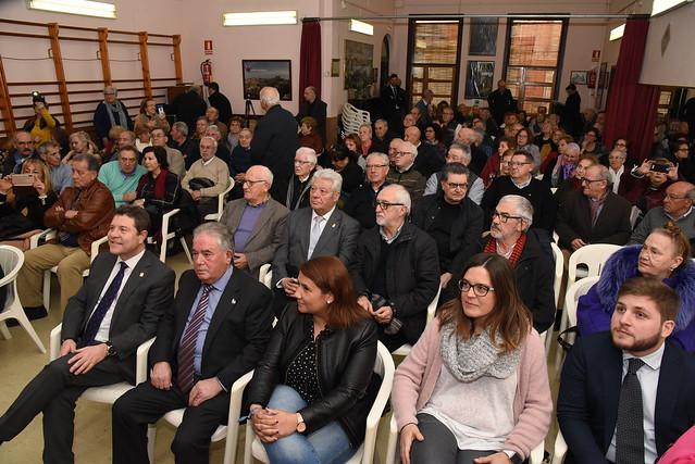 Visita a la sede de la Federación de Comunidades Originarias de CLM en Cataluña