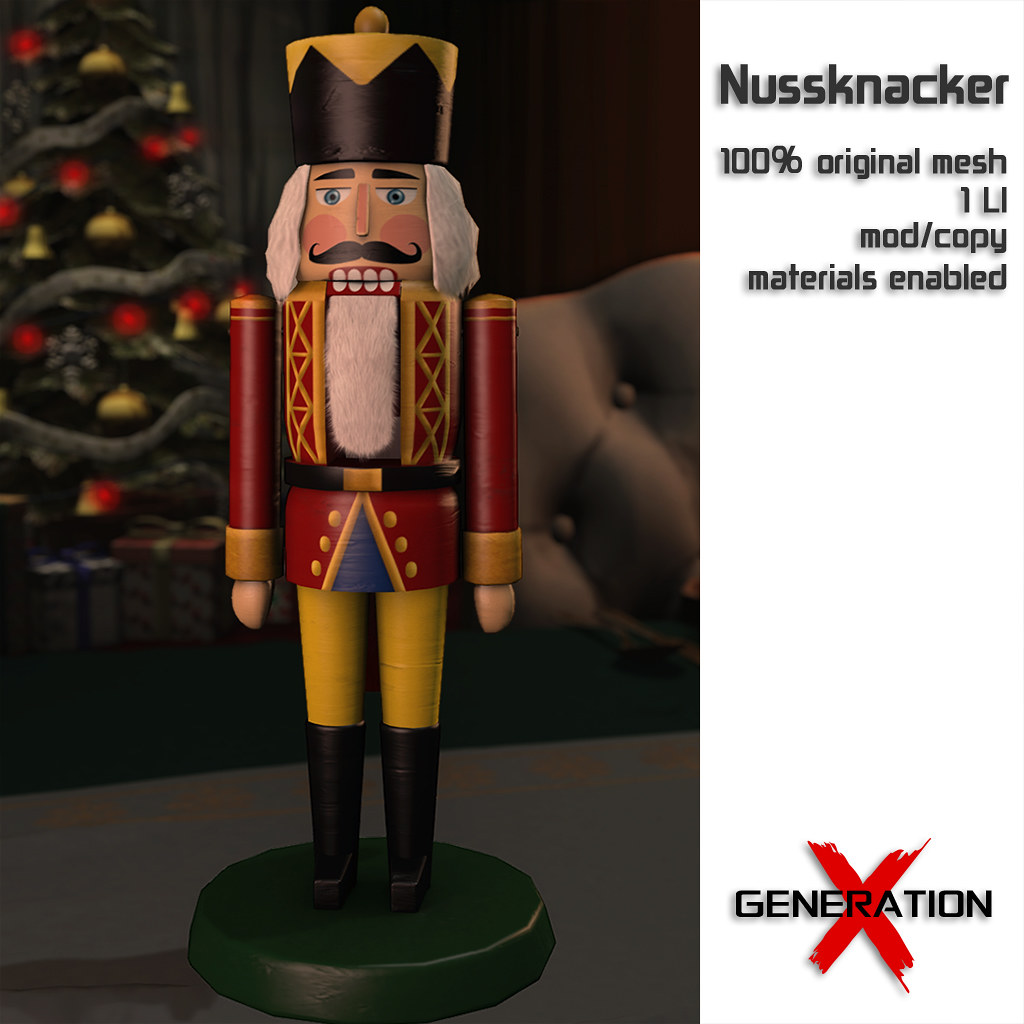 [ GENERATION X ] Nutcracker @ Christmas Around The World