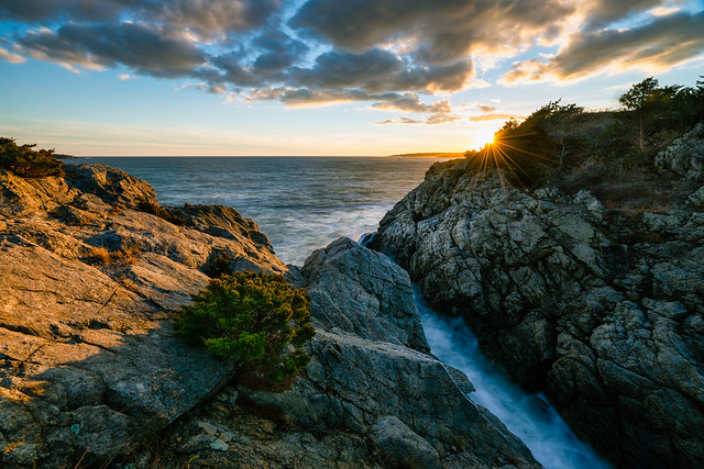 Fort Wetherill, Sony ILCE-7RM2, Sony FE 16-35mm F4 ZA OSS