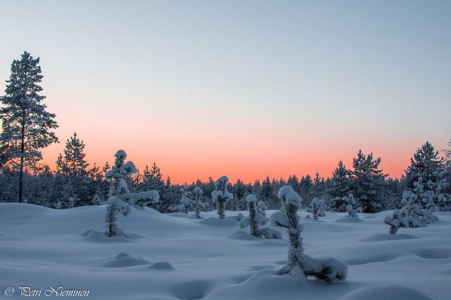 Sunset, Nikon D7200, AF-S DX Nikkor 35mm f/1.8G