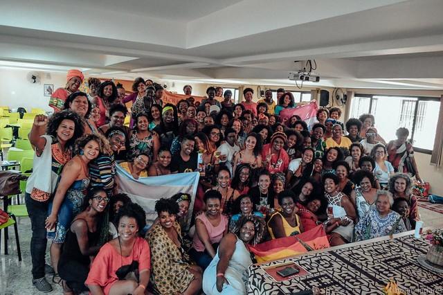 Encontro Estadual de Mulheres Negras de Minas Gerais aconteceu em setembro deste ano  - Créditos: Helen Lagares