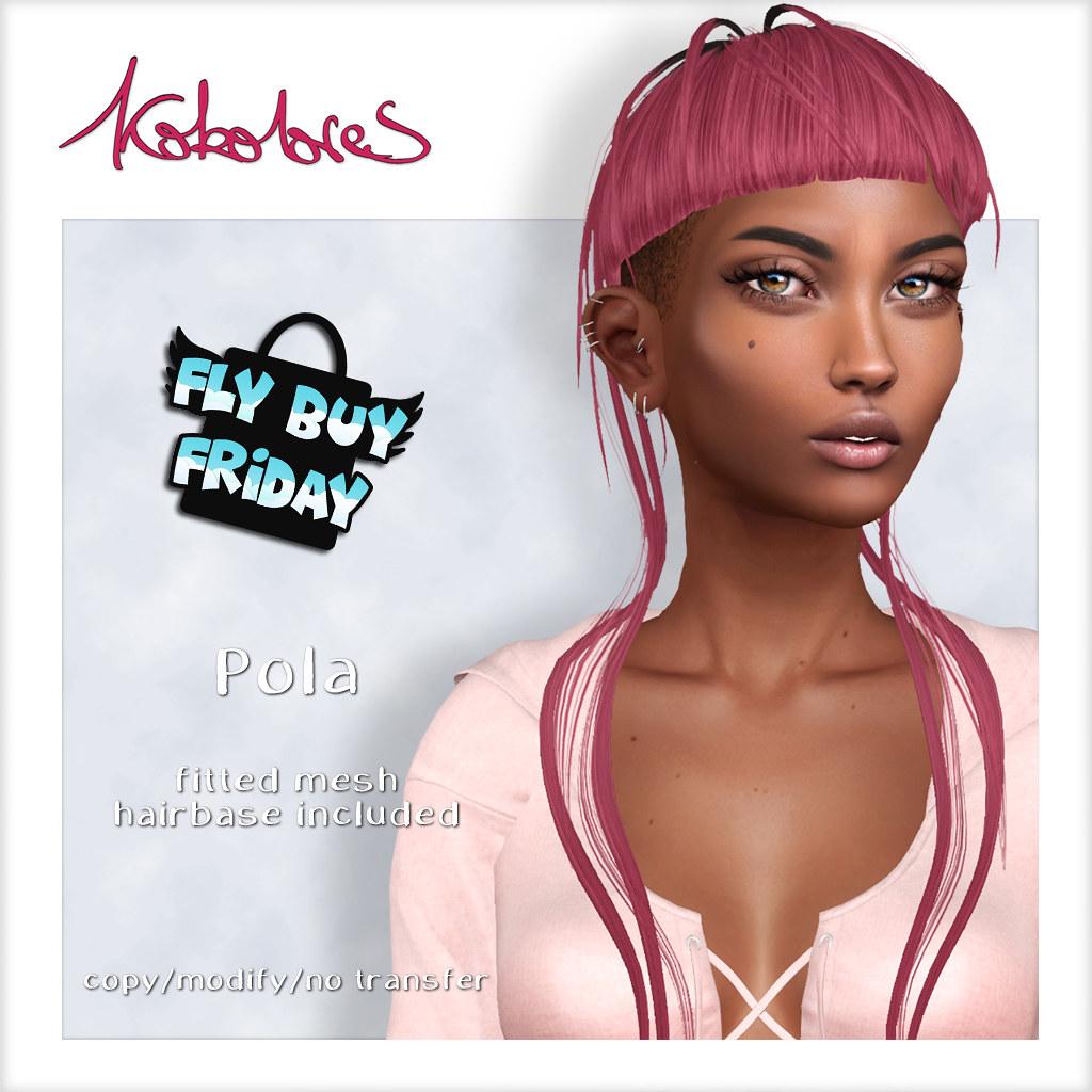 [KoKoLoReS] Hair - Pola - TeleportHub.com Live!