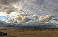 Ciel, soleil et nuages