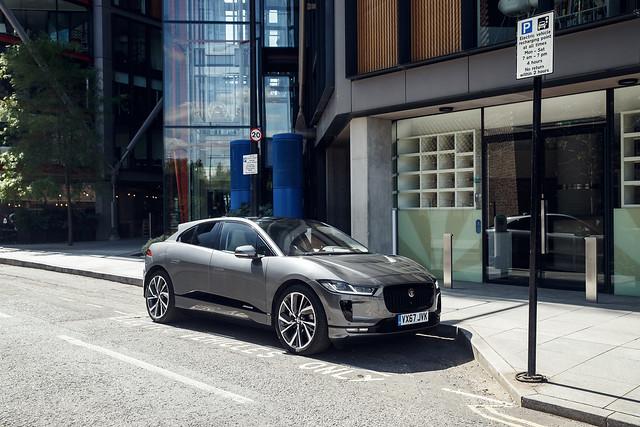 Comprar Jaguar I-Pace