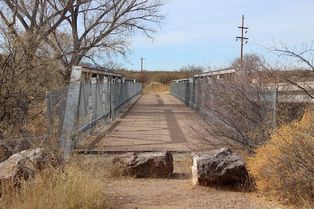 Old Hereford Bridge (Cochise County, Arizona) | Historic Her
