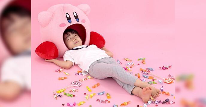 【熱烈好評再販!】卡比布偶枕~讓你實現被卡比吸進去的夢想(?)
