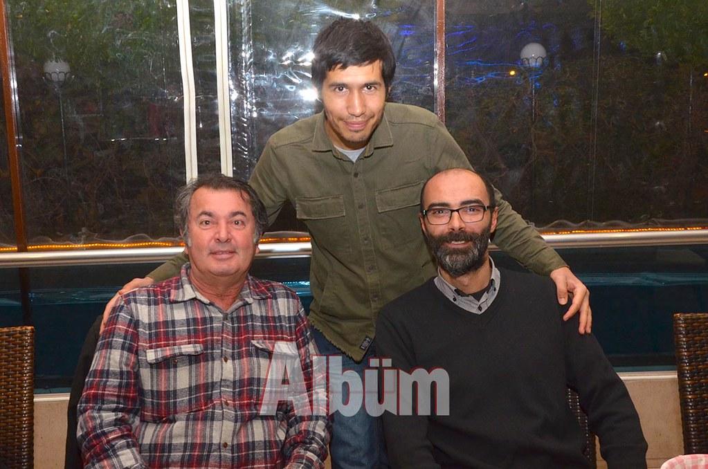 Suat-Çavuşoğlu,-Erkan-Uysal,-Volkan-Yüksel