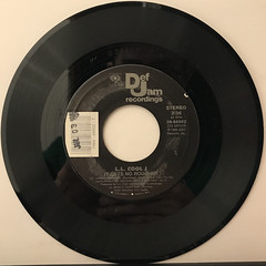 L.L. COOL J:I'M THAT TYPE OF GUY(RECORD SIDE-B)