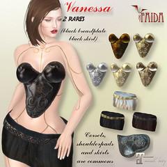 Faida - Vanessa gacha key