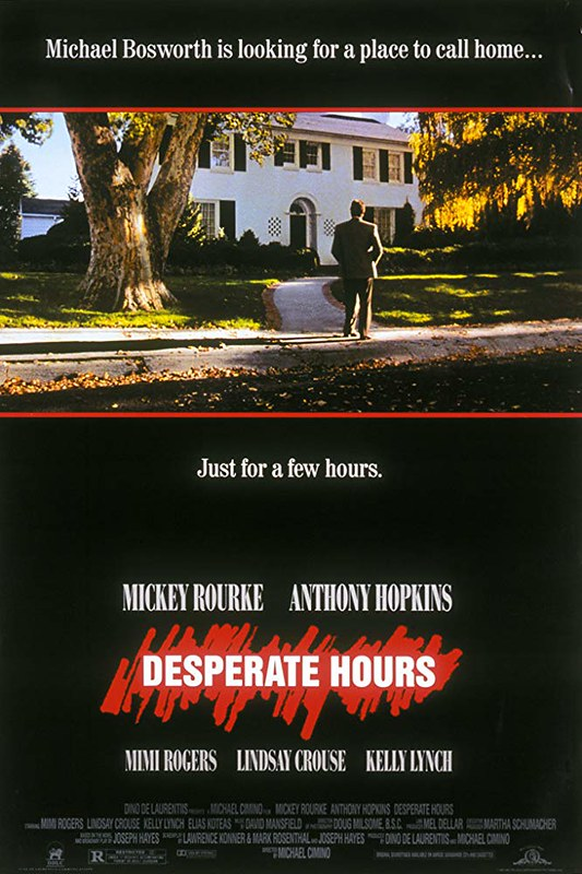 Desperate Hours - Poster 3