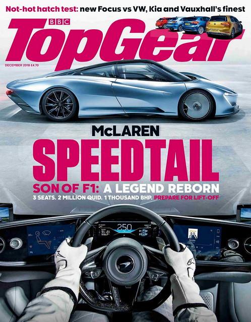 BBC Top Gear 12/2018