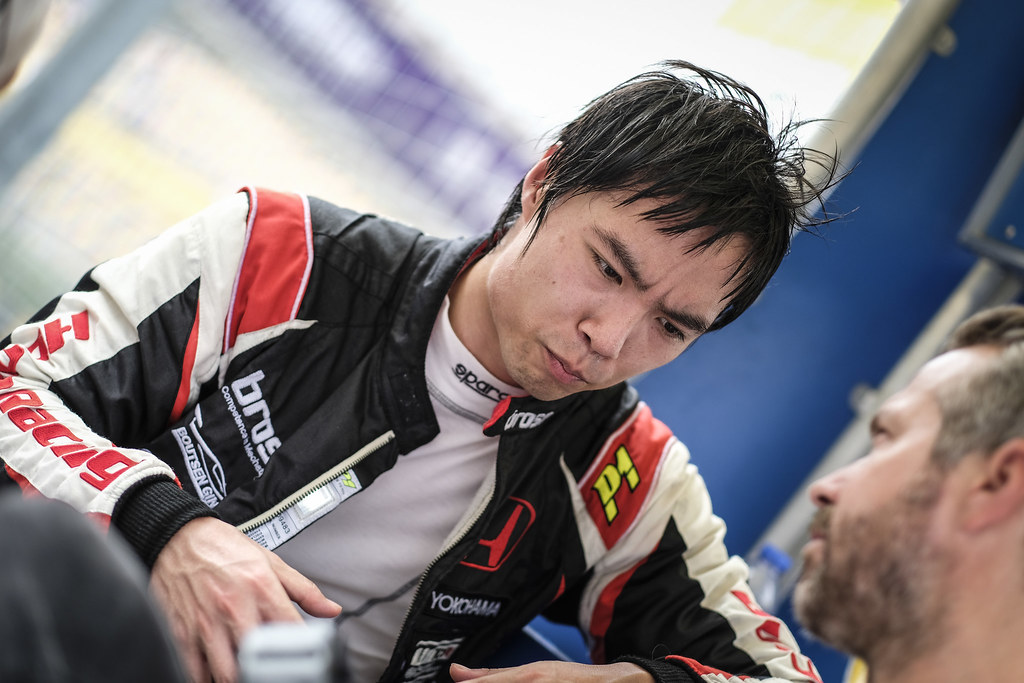 MA QINGHUA   (CHN), Boutsen Ginion Racing, Honda Civic TCR, portrait during the 2018 FIA WTCR World Touring Car cup of Macau, Circuito da Guia, from november  15 to 18 - Photo Francois Flamand / DPPI