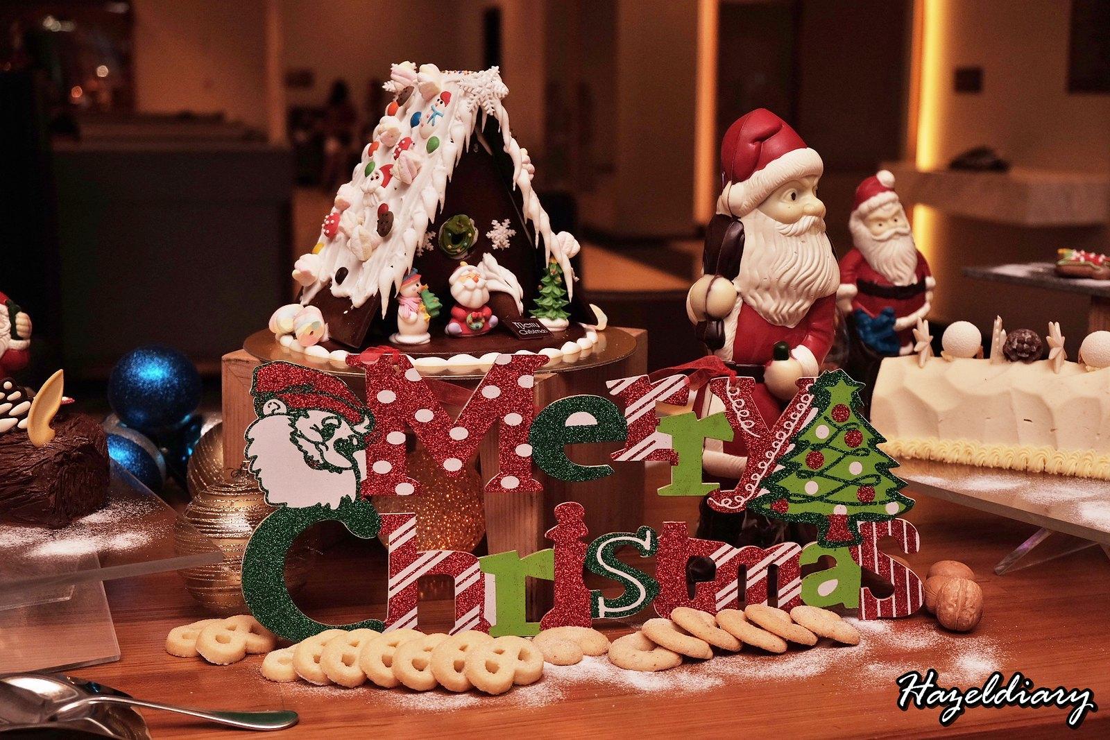 [SG EATS] Celebrate This Xmas with Swissotel Merchant Court Singapore