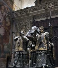 2017 01 13 Seville (125) Tomb Christopher Columbus edit2