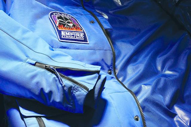 Columbia《星際大戰五部曲:帝國大反擊》星際大戰劇組人員防寒大衣 Crew Parkas