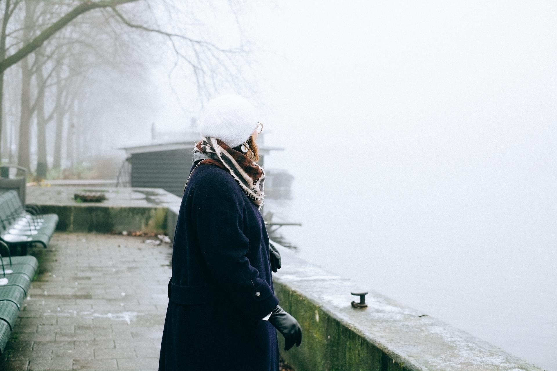 Amsterdam, Fog