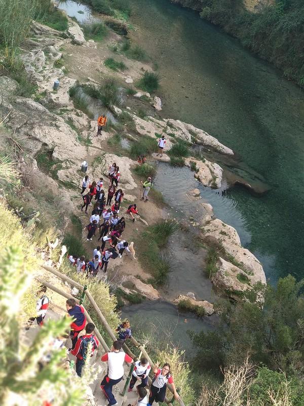 Itinerario por el río Sellent