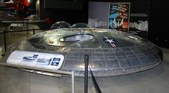 Avro Canada VZ-9AV Avorcar, National Museum of the US Air Force, Dayton, Ohio, USA.