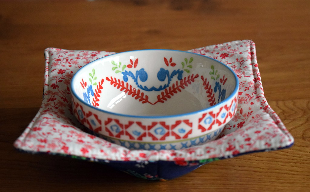 Microwave Bowl Cosy