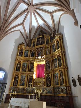 Iglesia de Santa Catalina - Retablo mayor 2
