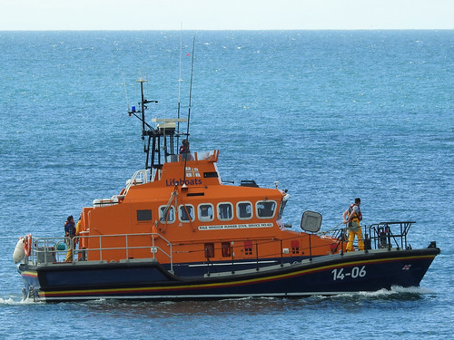 Trent Class Lifeboat Windsor Runner (Civil Service No 42)