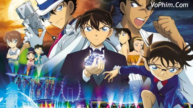 Thám tử Conan Movie 23: Quả Đấm Sapphire Xanh - Ảnh 1