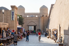 Ichan Kala, Khiva, Uzbekistan