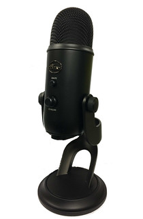 USB Microphone With Pop Filter