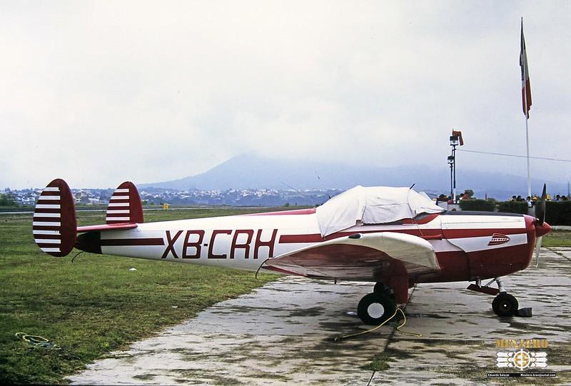 Privado / Erco 415C Ercoupe / XB-CRH