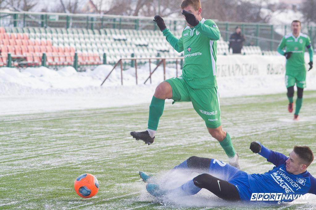 FC Gomel 1:3 FC Vitebsk. 02/12/2018