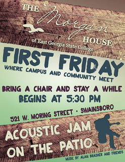 First Friday Flyers