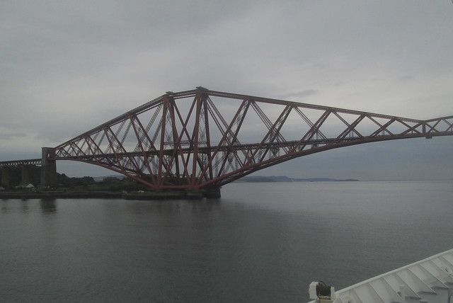 Forth Bridge, North Span
