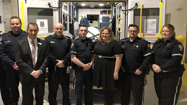 Supporting paramedics to protect Albertans