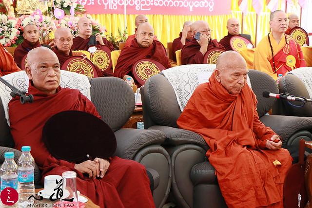 20181206緬甸供萬僧
