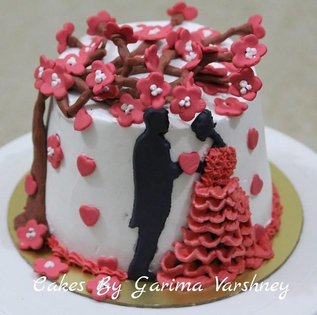 Cake from Cakes By Garima Varshney