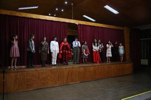 Presentación Taller de Teatro