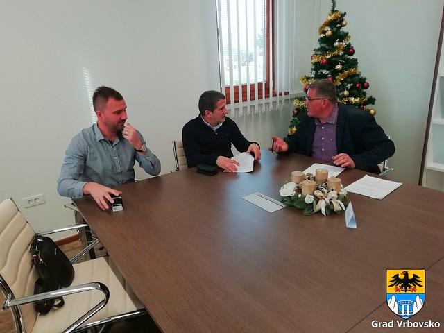 """Sanacija i zatvaranje odlagališta neopasnog otpada """"Cetin"""" Grad Vrbovsko, 12.12.2018"""