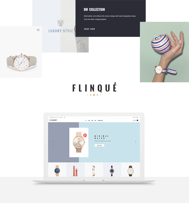 ap flinque shopify theme